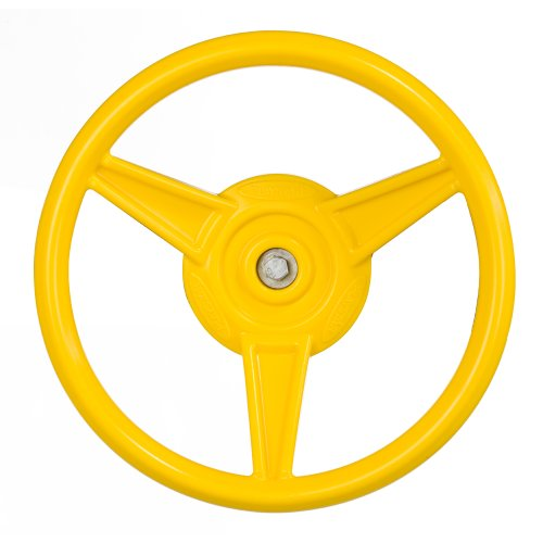plastic steering wheel - 6