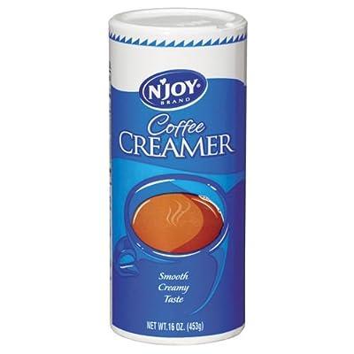 N-Joy Original Powdered Coffee Creamer 16oz 8ct