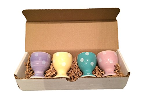 Pink Egg Cup Set - 2