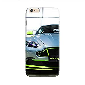 Cover It Up - AM Vantage GT8 Green iPhone 6/6s Hard Case