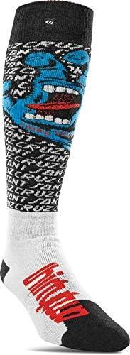 Thirtytwo Mens Santa Cruz Socks
