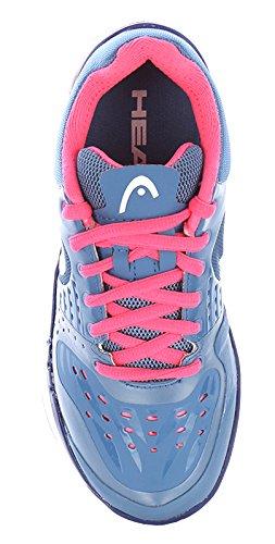Head Sprint Pro Clayテニスコートの女性の靴