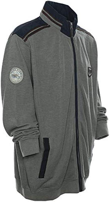 Kitaro bluza z długim rękawem, bawełna, rozmiar plus: Odzież