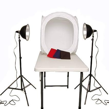 amazon com cowboystudio photography table top photo studio