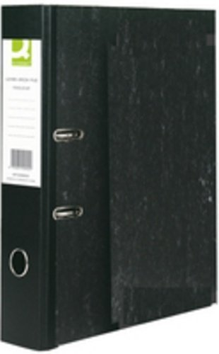 Q-Connect Lever Arch File Foolscap [per Pack: 10]