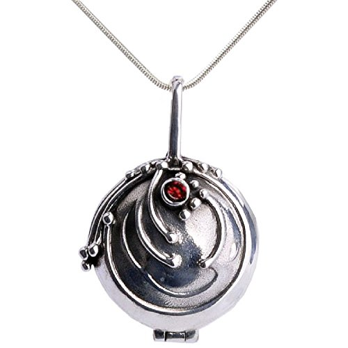 1Pcs Silver Plated The Vampire Diaries Verbena Necklace Chain Can Open Silver