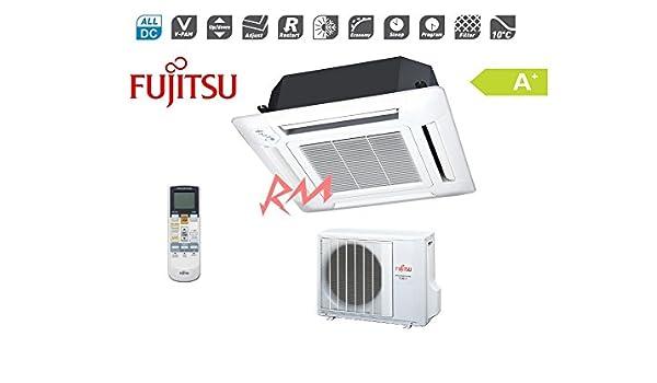 Fujitsu Climatizador Mono Inverter Caja 24000 Btu A + + auyg24lv ...