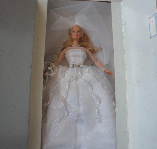 (Barbie Blushing Bride Doll 1999 by)