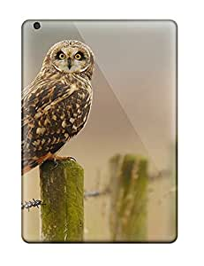 DanMarin Scratch-free Phone Case For Ipad Air- Retail Packaging - Fence Animal