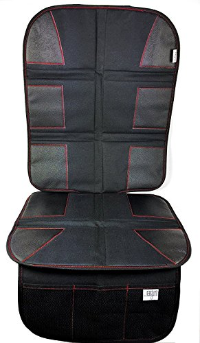 Premium OXFORD Luxury Car Seat Protector - Durable 600D OXFO