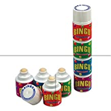Bingo Rainbow Dabbers, 36ml by ClubKing Ltd