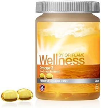 GRAN VENTA GRAN VENTA Oriflame WELLNESS BY ORIFLAME Omega 3 VENTA ...