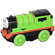 Fisher-Price Thomas Wooden Railway Battery-Operated Percy