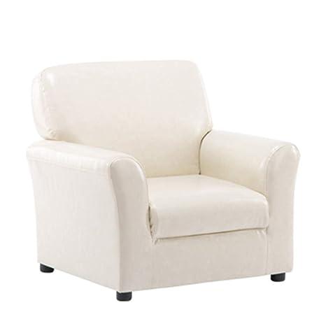 HAKN Sofá para niños, Asiento de Cuero del sofá de la ...