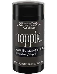 Toppik Hair Building Fibers, Black, 3g