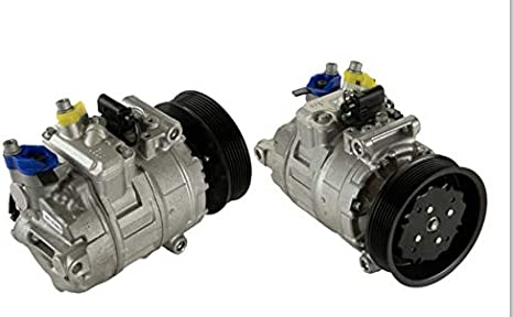 Denso 4711198 New Compressor with Clutch