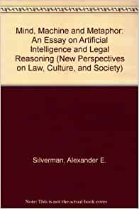 essays on law and artificial intelligence Free artificial intelligence papers, essays, and research papers.