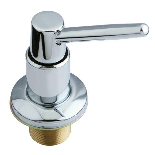 Kingston Brass SD8641 Soap & Distributeur de lotion - Chrome poli