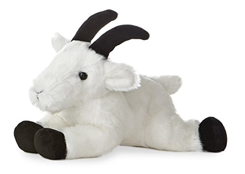Goat Stuffed Animal (Aurora World Inc. 8
