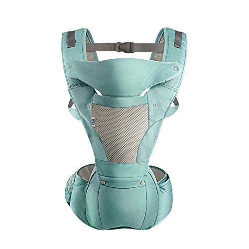 Baby carrier,Ergonomic Baby stool Full seasons Multifunction Baby seat Front-hold Baby carrier for infants and toddlers Baby carrier original-A by LTSGSBB