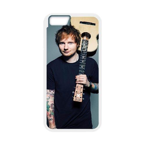 Ed Sheeran 005 coque iPhone 6 4.7 Inch Housse Blanc téléphone portable couverture de cas coque EOKXLLNCD17439