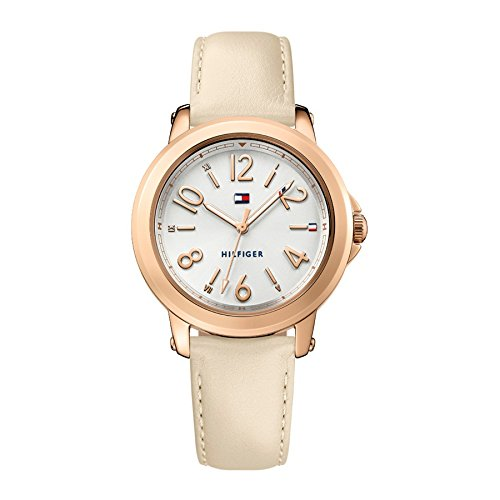 Tommy Hilfiger Analog Silver Dial Women's Watch – TH1781755J