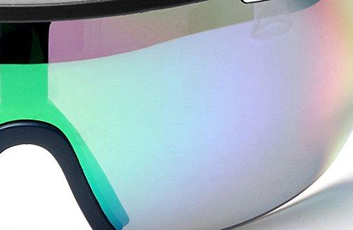 de a Viento Viento Ciclismo Aire al Deportes Prueba Prueba PC Azul Gafas Libre explosiones de a y 687xwwq
