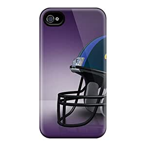 New Arrival Dgl5246MrOj Premium Iphone 4/4s Case(baltimore Ravens)