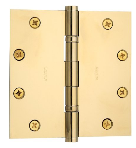 Baldwin 1051003I Lifetime Polished Brass General Hardware 5