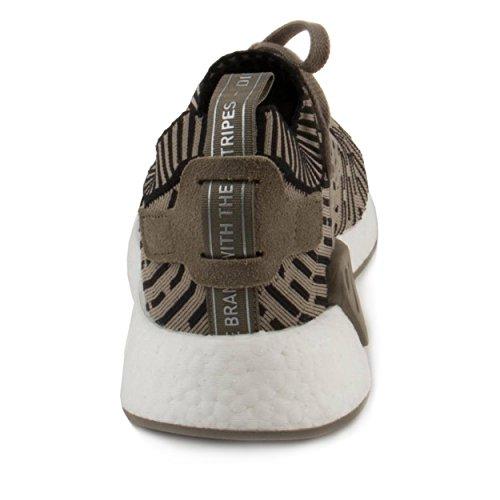 Nmd R2 Primeknit Mens In Zeer Kleine Lading Van Adidas, 10