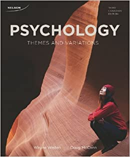 4th variations edition and canadian themes pdf psychology