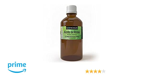 Aceite de Ricino - Aceite base de 1º presión en frío (máxima calidad) - 100% PURO - 1 Litro: Amazon.es: Belleza