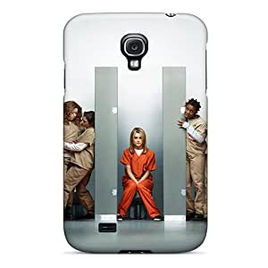 BnNHZcZ3613eBiyd Case Cover Protector For Galaxy S4 Orange Is The New Black Tv Series Case