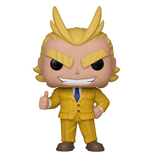 Pop! Figura De Vinil Animation My Hero Academia - Teacher All Might