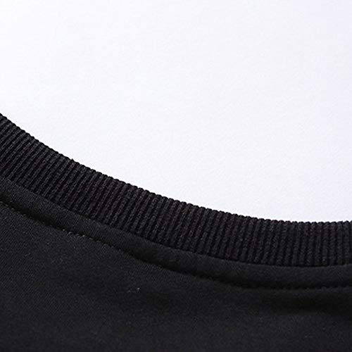 Easy Con Pullover Maniche Per Rotondo Scollo E Inverno Autunno Go A Black Shopping Uomo Lunghe r4qwrYx