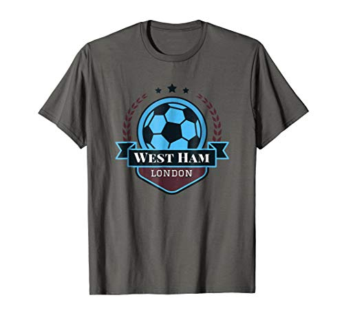 West Ham Shirt - West Ham London Soccer Jersey T-Shirt Men And Women