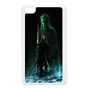 FOR IPod Touch 4th -(DXJ PHONE CASE)-Lord Of The Rings-PATTERN 6