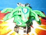 - Bakugan Season 3 Ventus Green Phosphos Metal Chrome 750G New Loose Figure...