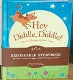 Hallmark Books - Hallmark Hey Diddle Diddle Recordable Book by Hallmark - KOB9006
