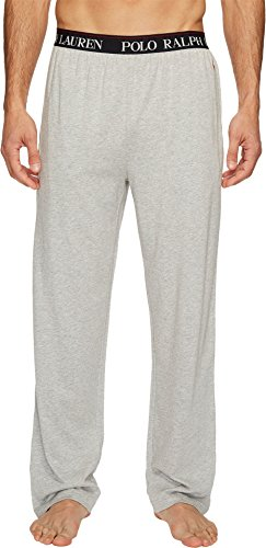 Polo Ralph Lauren Supreme Comfort Knit Lounge Pants, XL, Heather (Polo Pajama Pants)