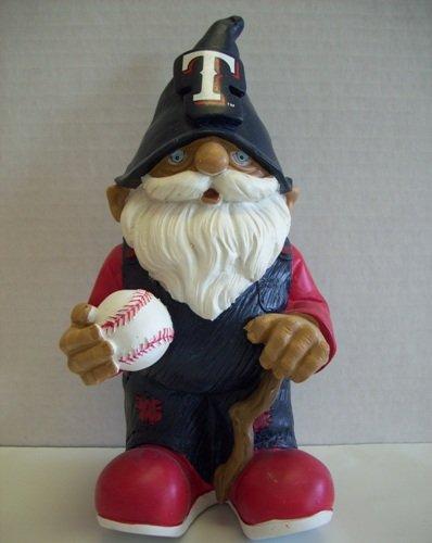 Texas Rangers 8 Inch Mini Garden Gnome