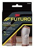 Futuro Comfort Lift Knee Support, Mild Support, X-Large, Beige