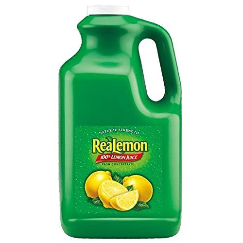 Realemon 100% Real Lemon Juice, 1 Gallon by ReaLemon