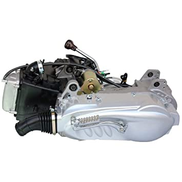 Short Case 150cc 4-stroke GY6 Engine Motor Auto, Build-in Reverse