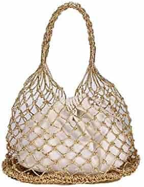 0b75d2521fde Shopping Straw - Clear or Golds - Handbags & Wallets - Women ...