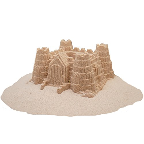 Jurassic Mojave Beige Play Sand - 25 Pound Sandbox Sand