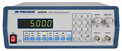 B&K Precision 4005DDS 5MHz DDS Function Generator