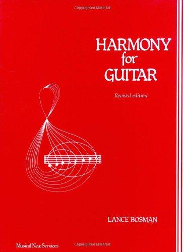 HARMONY FOR GUITAR GTR (Guitar Magazine Project)
