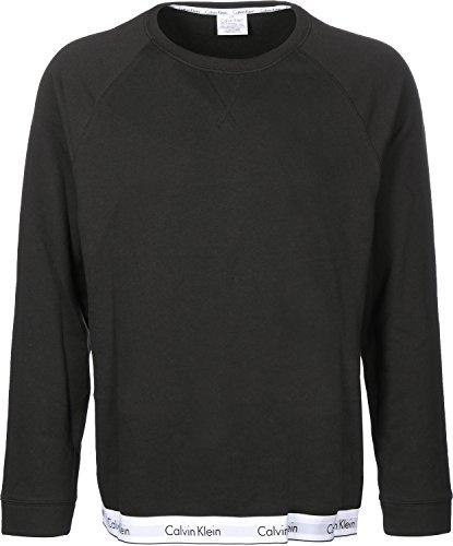 000nm1359e Hombre Sudadera Sweatshirt Negro Klein Calvin qAw611