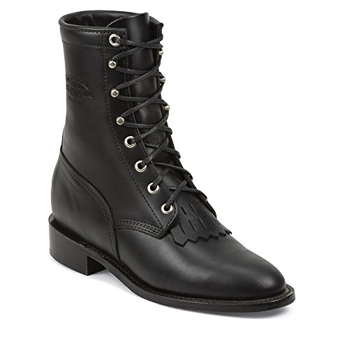 Lacer M boots Black Black Whirlwind Boot Chippewa Women's 1901W66 Whirlwind Inch 8 6 vRI8w